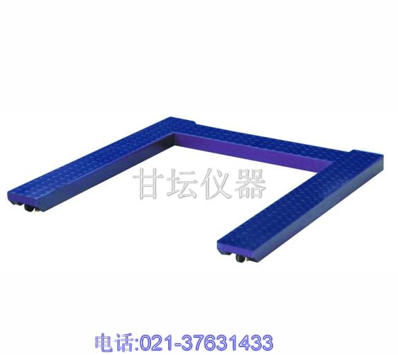 广安5-10吨U型电子地磅-厂家直销(高品质保证)