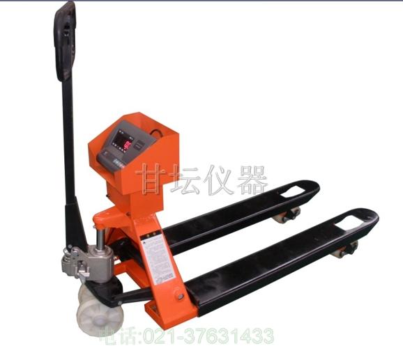 重庆电子叉车秤厂家、重庆带打印叉车秤价格