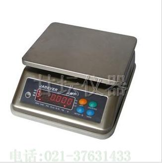 6kg防水电子桌秤,6KG防水称,6公斤防潮电子桌秤