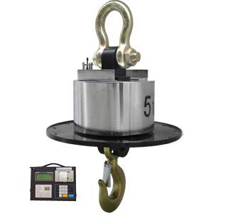 1吨电子吊秤,1000公斤手提电子称_无线打印式