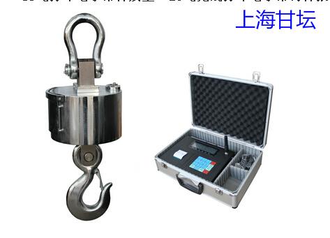 电子吊钩秤(Ocs-10t无线传输打印)